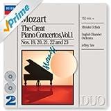 Mozart: The Great Piano Concertos, Vol.1 - Nos. 19-23 (2 CDs)
