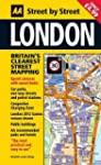 Street Atlas London Mini (Spiral) (Aa...