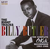 echange, troc Billy Butler - the right tracks: the complete okeh recordings 1963-1966