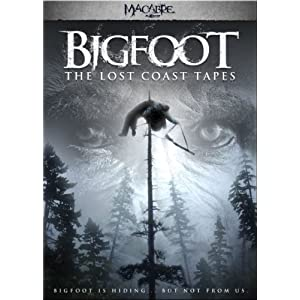 Bigfoot : The Lost Coast Tapes