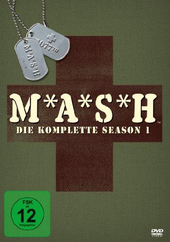 M*A*S*H - Die komplette Season 01 [3 DVDs]