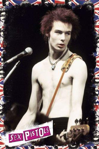 "Sex Pistols-Sid-Poster 61 x 91,5 Cm/Poster """