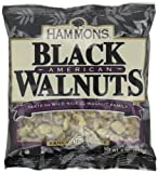 Hammons Fancy Large Black Walnuts, 8-Ounce Bag