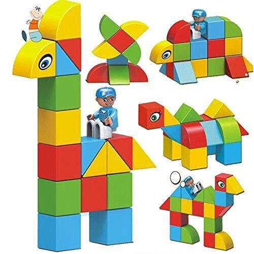 BlueEagle-Magnetic-Building-Blocks-Kids-Toys-Set-30-Pcs