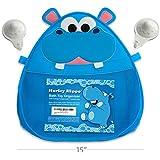 Hurley Hippo Bath Toy Organizer