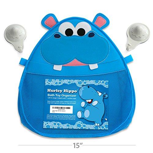 Hurley Hippo Bath Toy Storage Top Price