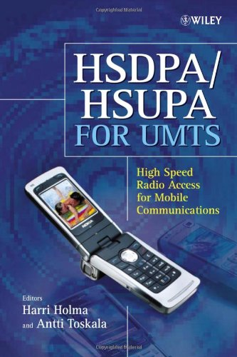 HSDPA/HSUPA for UMTS: High Speed Radio Access for Mobile Communications