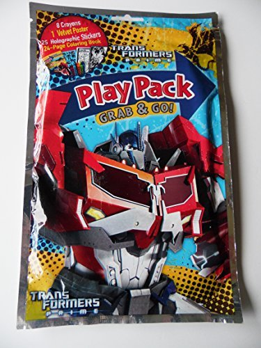 Transformers Prime Play Pack Grab & Go - 1