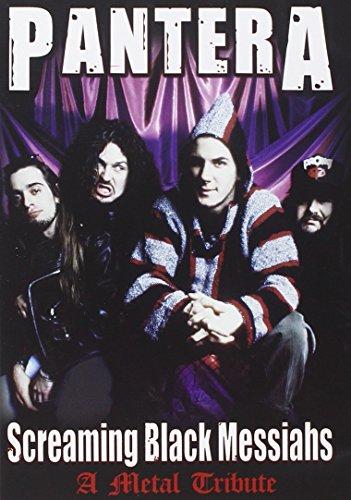 Pantera - Screaming Black Messiahs - Dvd