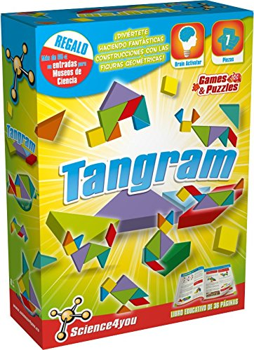 Science4you Tangram - Juguete científico y educativo