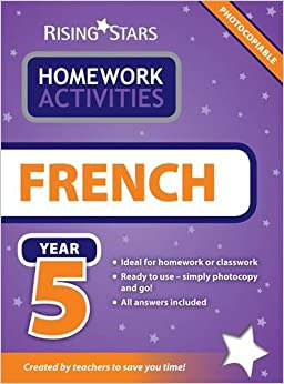 rs homework activites french year 5 rs homework activities 9781846809385 books. Black Bedroom Furniture Sets. Home Design Ideas