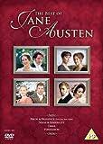 The Best of Jane Austen Box Set: Pride & Prejudice / Sense & Sensibility / Emma / Persuasion [Import anglais]