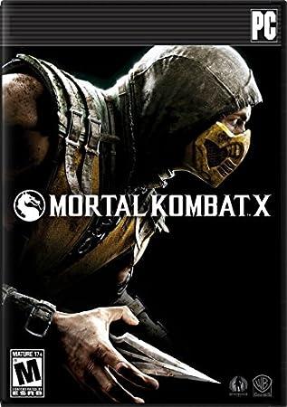 Mortal Kombat X - PC [Online Game Code]