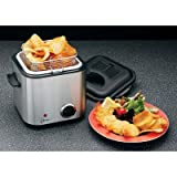 Deni 9301 Mini Deep Fryer