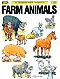 An Educational Coloring Book of Farm Animals