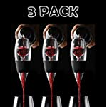 Vinturi Wine Aerator – Set of 3
