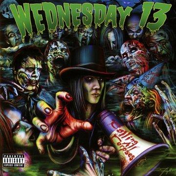 Wednesday 13 - Calling All Corpses - Zortam Music
