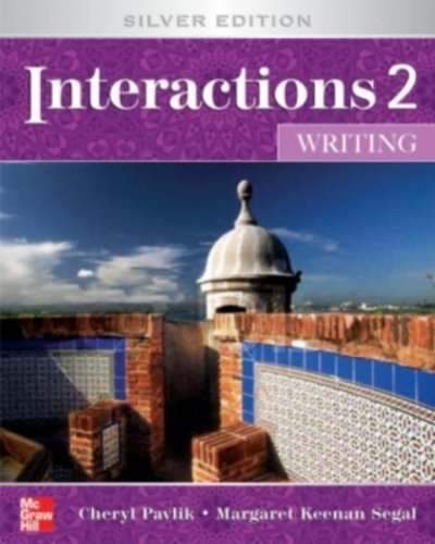 Interactions Level 2 Writing Student Book plus E-Course...