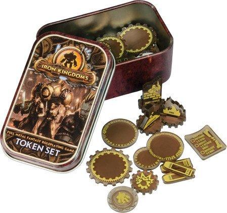 Iron Kingdoms: Full Metal Fantasy Token Set - 1