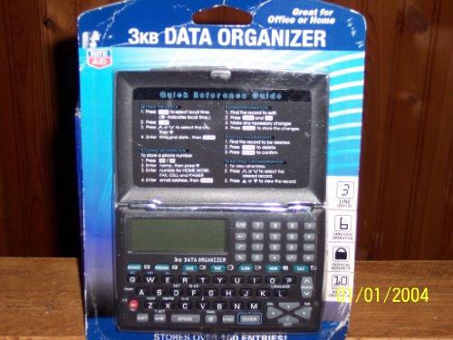 3-kb-data-organizer