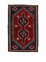 Kilim Carpets by Jalal Alfombra I Shiraz (Azul/Rojo)