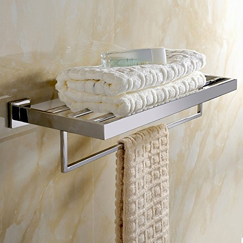 sprinkle modern contemporary wall mount double shelves