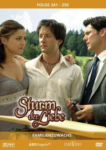 Sturm der Liebe - Folge 241-250: Familienzuwachs [3 DVDs]