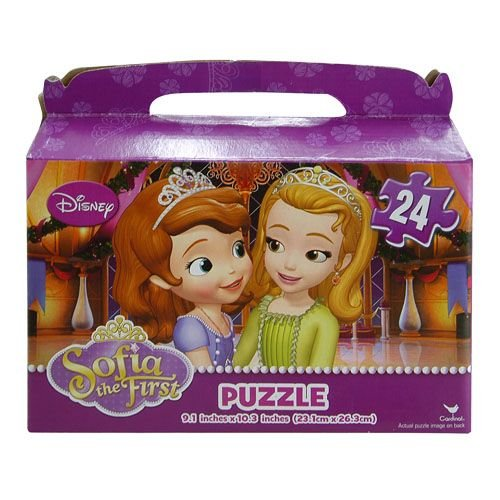 WeGlow International Sofia the First Gift Box Puzzle (Set of 2)