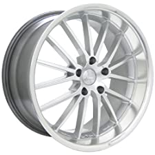Concept One 571 Vision Hyper Silver Wheel with Painted Finish (19×8.5″/5x120mm)