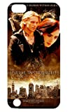 The Mortal Instruments City of Bones fashion hard back cover skin case for apple ipod touch 5 5th generation-it5tm1005