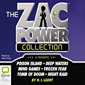 The Zac Power Collection | [H. I. Larry]