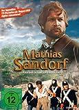 Mathias Sandorf (2 DVDs) - Die legendären TV-Vierteiler