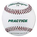 Set de pelotas de baseball para prácticas nivel juvenil  Macgregor Boys (una docena)