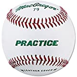 MacGregor #79P Leather Practice Baseball