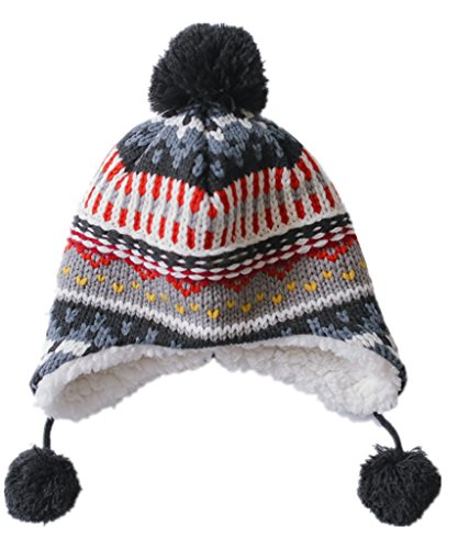 Home prefer outdoor kids girls boys peruvian beanie for Home prefer hats
