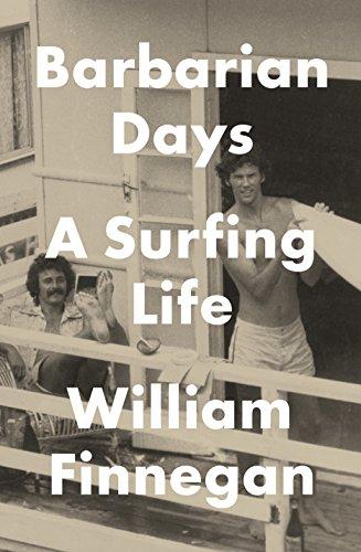 Barbarian Days: A Surfing Life (Thorndike Press Large Print Biographies & Memoirs Series)