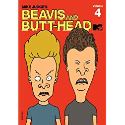 Beavis &amp; Butthead: Volume 4