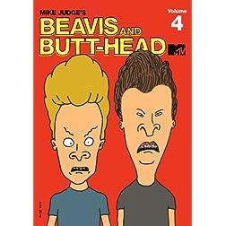 Beavis & Butthead: Volume 4