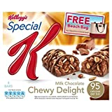 Kellogg's Special K Dark Chocolate Chewy Delight 4 X 24G