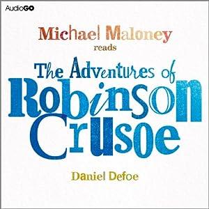 The Adventures of Robinson Crusoe | [Daniel Defoe]