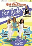 Get the Dance for Kids - Vol. 4/House
