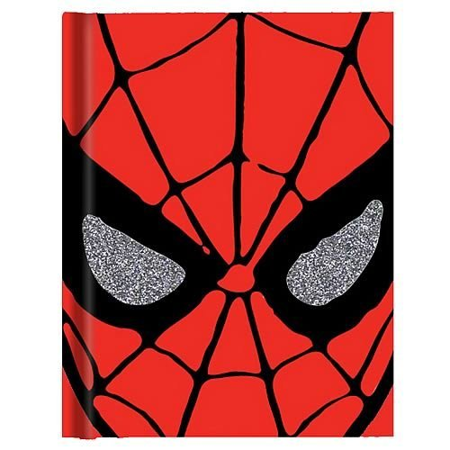 Spider-Man Eyes Hardcover Journal by Silver Buffalo