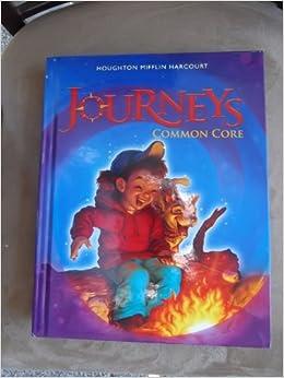 Amazon Com Journeys Common Core Student Edition Volume 1 border=