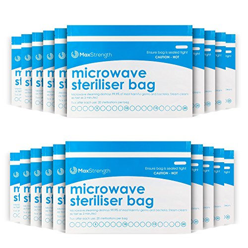 microwave-steriliser-bags-premium-10pc-pack-by-max-strength-large-durable-steam-bags-for-baby-bottle