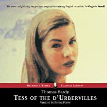 Tess of the d'Urbervilles Audiobook by Thomas Hardy Narrated by Davina Porter