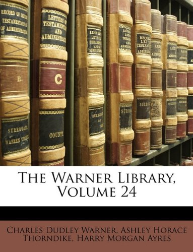 The Warner Library, Volume 24