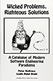 img - for Wicked Problems, Righteous Solutions: A Catologue of Modern Engineering Paradigms book / textbook / text book