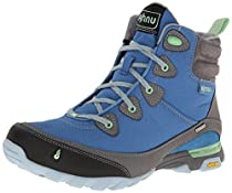 Ahnu Women's Sugarpine Rain Boot, Vallarta Blue, 5 M US