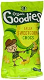 Organix Goodies Sweetcorn Salsa Snappy Crocs multipacks 15 g (Pack of 24)
