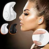 Newest Smallest Wireless Invisible Bluetooth Mini Earphone Earbud Headset Headphone Support Hands-free Calling...
